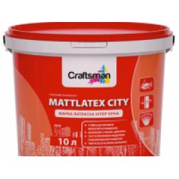 Краска латексная Craftsman MATTLATEX (14 кг)