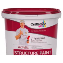 Структурная краска Craftsman (15 кг)