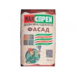 МАК-СПРЕЙ ФАСАД декоративная штукатурка (25 кг)